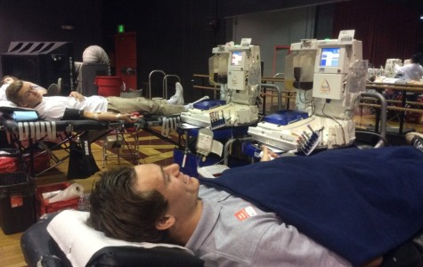Students Save Lives at Blood Drive