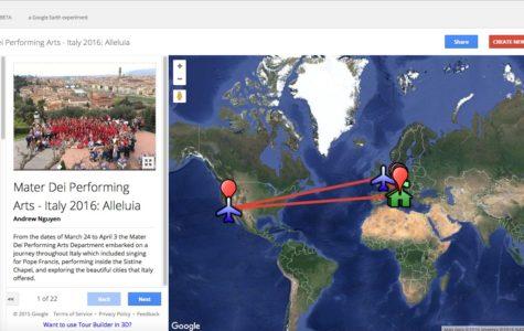 Italy 2016: Alleluia Google Tour