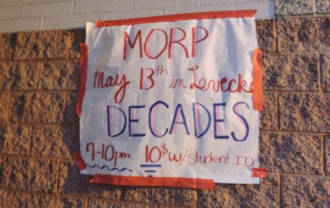 MORP: Through the Decades Dance