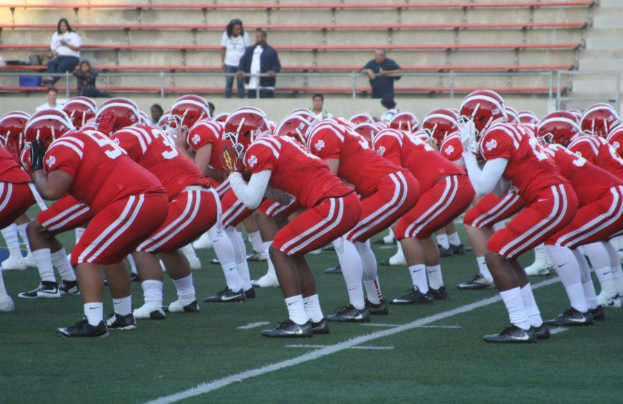 Recap of the First Home Game: Mater Dei Monarchs vs. Mayfair Monsoons