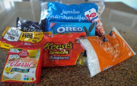 DIY Halloween Party Snacks