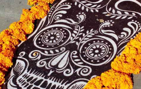 Santa Ana in 2016: Día de Los Muertos