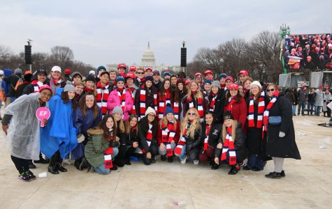 ASB Travels to D.C. for Presidential Inauguration