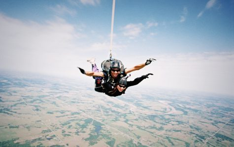 Skydiving: Why You Should Take the Leap of Faith
