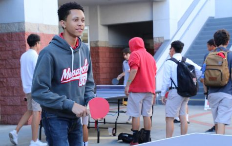 Ping Pong Club serves students, faculty of all playing levels