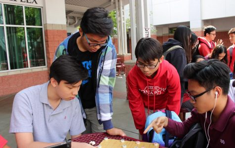 International students adapt to life in new country, new school