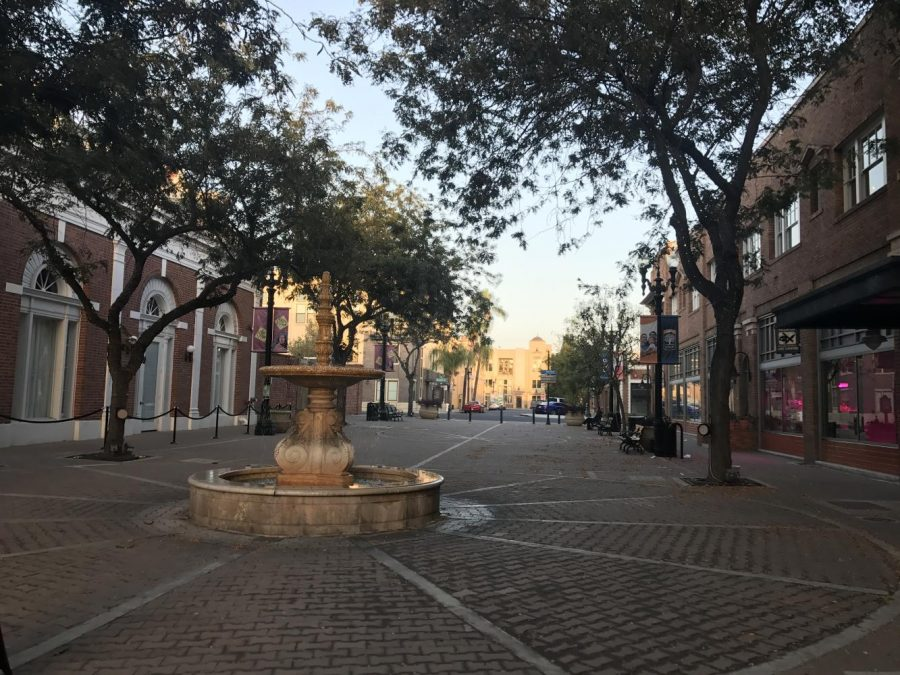 The Artists District is home to picturesque streets, unique architecture, and plenty of cafes and art galleries. DTSA hosts an Art Walk here the first Saturday of every month.