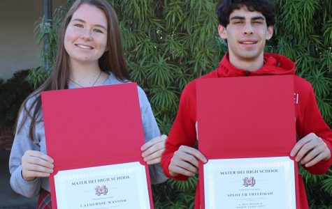 October Monarchs of the Month: Spencer Freedman and Kate Wasson