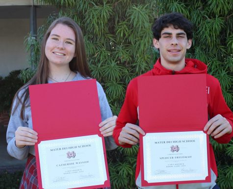 January Monarchs of the Month: Melissa Dennin and Louis DiBernardo