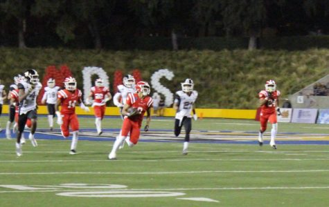 Football game shuts down JSerra 45-3 during Homecoming Week