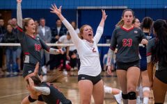 Girls volleyball defeated Marymount to win their fifth CIF-SS Championship