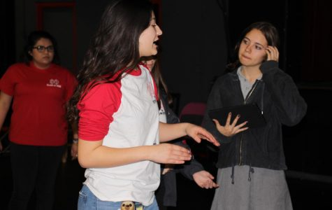 Senior directs theatre production of Antigone