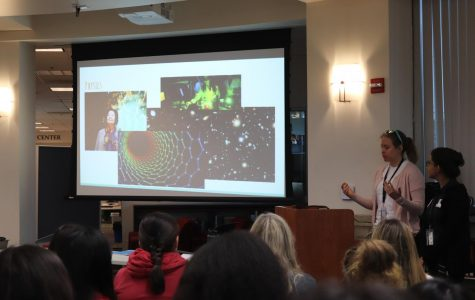 MIT's Women Initiative inspires girls to pursue STEM careers