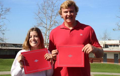 April Monarchs of the Month: Caroline Menzia and Tommy Brown