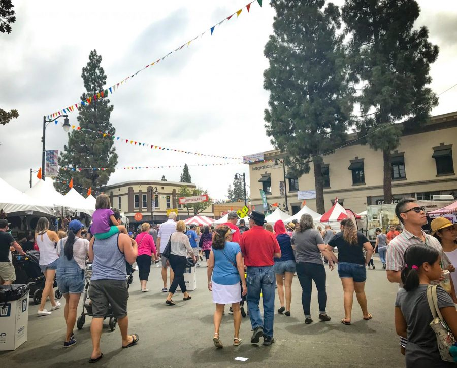 Orange International Street Fair