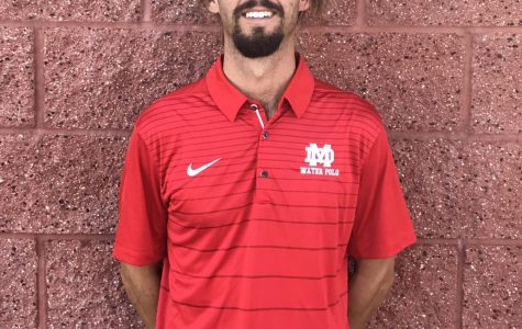 New water polo coach joins Mater Dei coaching staff