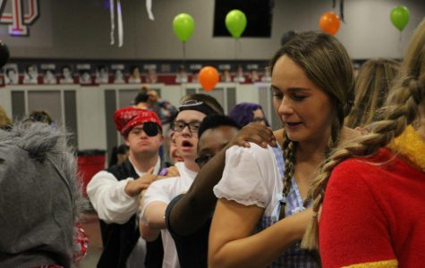 Water polo hosts the Down Syndrome Association's ninth Boo Bash