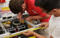 New robotics lab creates STEM opportunities for students