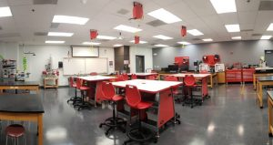 New Robotics Lab Creates Stem Opportunities For Students The
