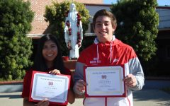 November Monarchs of the Month: Cecilia Lopez and Luke O'Hara