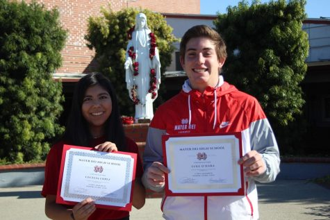 December Monarchs of the Month: Natalie Berty and Nicolas Lopez