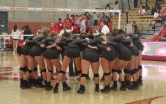 Girls' volleyball team heads toward state title after CIF win