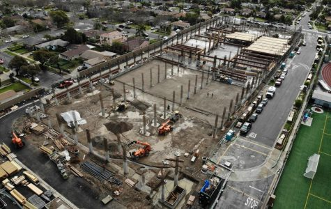 New parking structure will be finished soon, will alter many aspects of campus