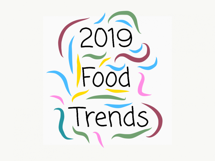 If you're craving unique sweet treats or more diverse culinary dishes, this year's food trends are a great place to start
