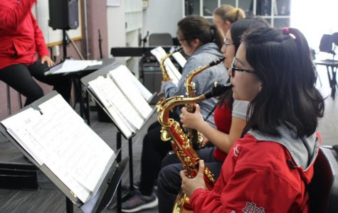 Jazz Band celebrates 15th annual Red Hot Jazz event
