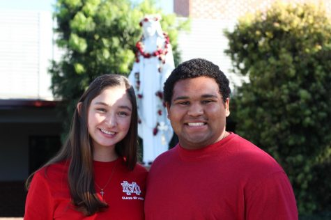 November Monarchs of the Month: Alizea Hinz and Casey Fort