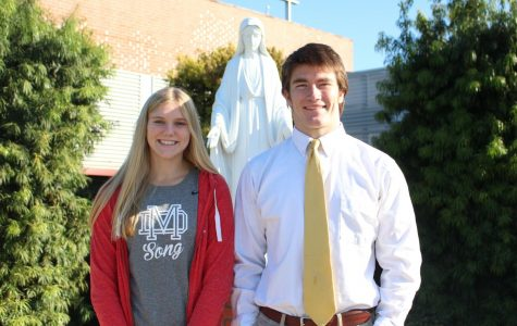 December Monarchs of the Month: Makenna Rogers and Dean Neeley