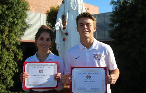 February Monarchs of the Month: Gabriella Busalacchi and Turner Mills