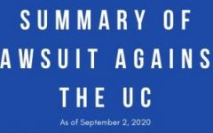 """The nine UC campuses are to use a """"test blind"""" policy for all student admissions until the case settles or a final ruling is issued. In December 2019, a lawsuit was filed against the University of California by student plaintiffs, advocacy groups, and six organizations for the use of the SAT and ACT in the admissions process. """"I think this will be a big push to reexamine, and the results of that might mean a huge shift in the testing [process]."""""""