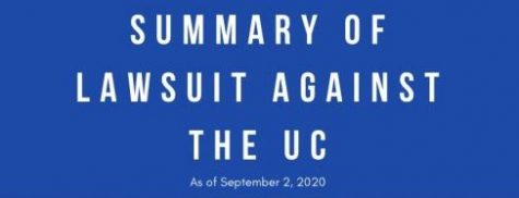 "The nine UC campuses are to use a ""test blind"" policy for all student admissions until the case settles or a final ruling is issued. In December 2019, a lawsuit was filed against the University of California by student plaintiffs, advocacy groups, and six organizations for the use of the SAT and ACT in the admissions process. ""I think this will be a big push to reexamine, and the results of that might mean a huge shift in the testing [process]."""