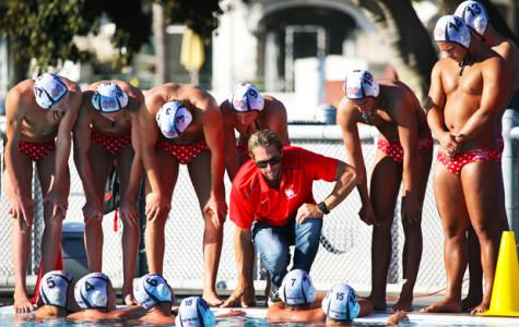 Starting the Season Off with a Splash: Boys Water Polo