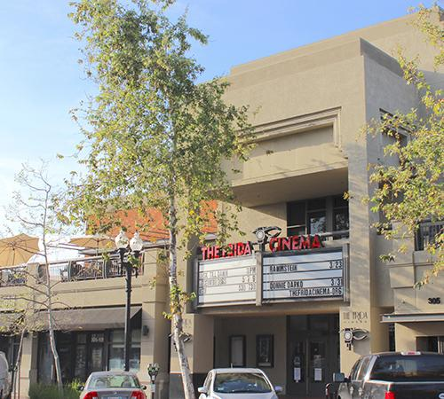 The+Frida+Cinema+is+located+on+4th+Street%2C+in+downtown+Santa+Ana.