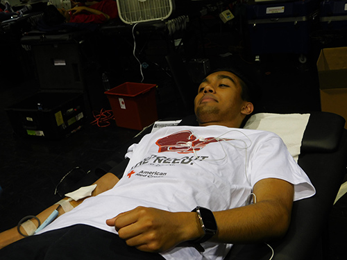 The American Red Cross Calls for Mater Dei Blood Donors