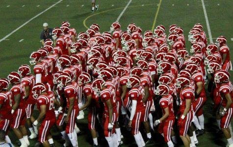 Undefeated season likely for varsity football