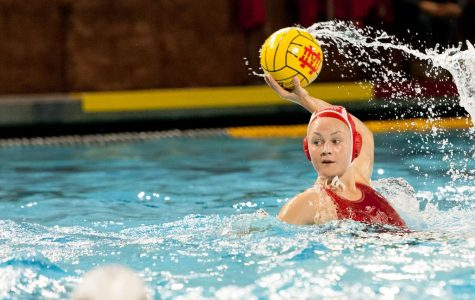 Girls water polo senior Thawley commits to Harvard