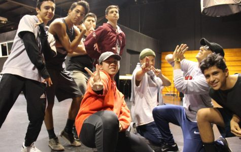 All-male hip-hop team works to 'be better than [they] were yesterday'