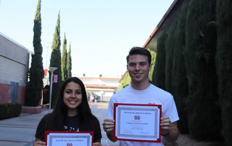 December Monarchs of the Month: Chris Barry and April Hernandez