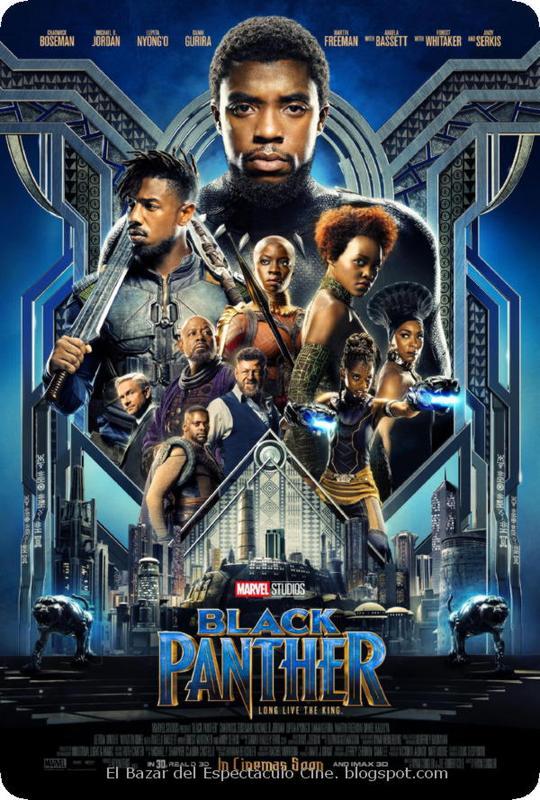 Black Panther transcends genre, race stereotypes