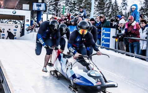 Alumnus heads to represent Team USA in 2018 winter Olympics