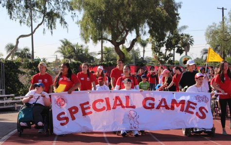 Special needs athletes 'play as champions' in 33rd annual Special Games