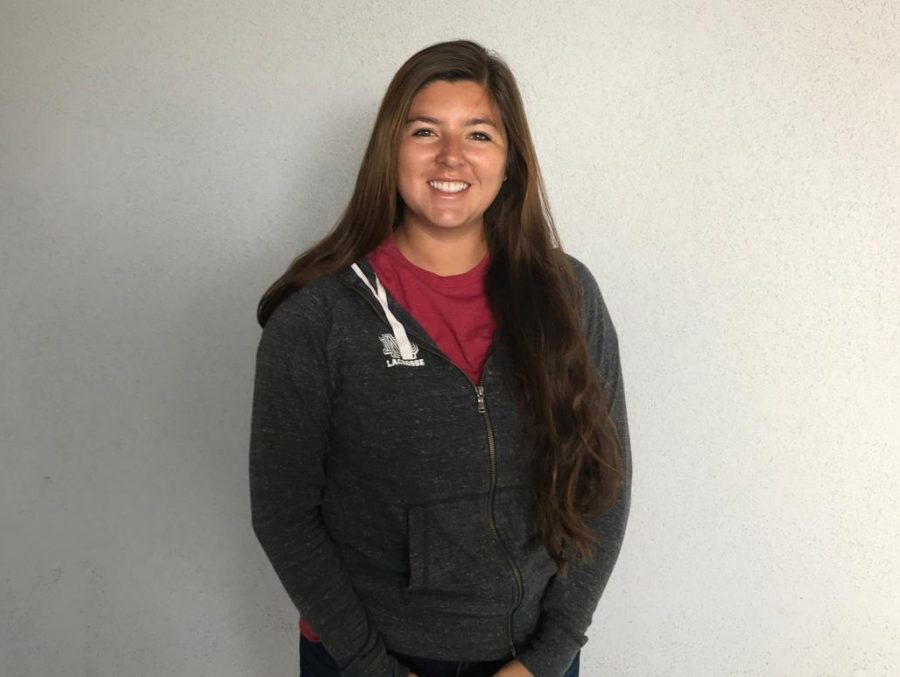 I studied biology in college and I really like sharing my knowledge of science with other people, and Im trying to hopefully get them excited about learning science, said Chloe Silance, who teaches science and coaches girls lacrosse