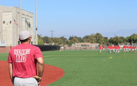Baseball team welcomes new coach