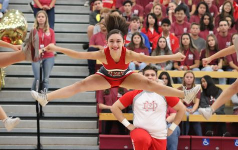 Photos: Fall Sports Rally