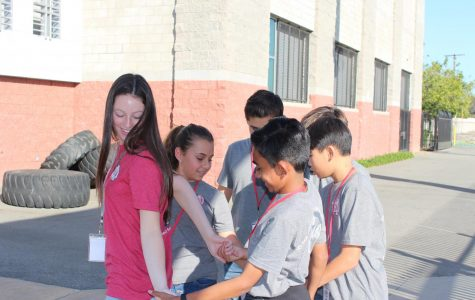 ASB reaches out to local youth through Learning to Lead