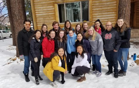 ASL students spend a weekend in silence, learn about the deaf community