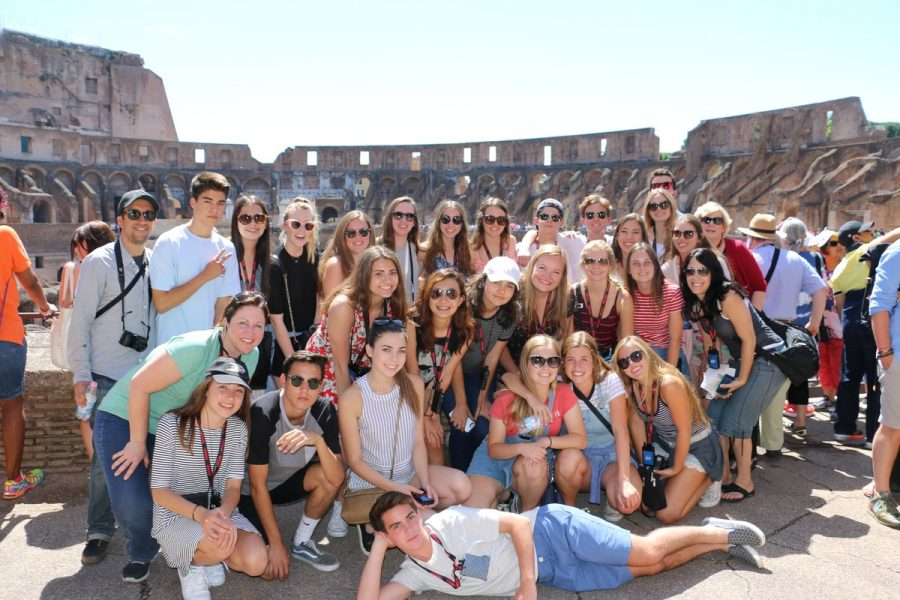 Upcoming international travel opportunities offer 'breathtaking' learning experiences